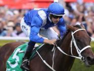 Champion Australia mare Winx wins final race for 33 in a row
