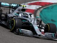 Bottas pips Hamilton for Mercedes lockout at landmark Chinese GP ..