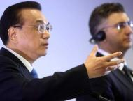 Chinese premier back in Beijing after Europe tour