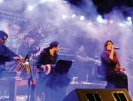 Musical theatre play concludes at Pakistan National Council of th ..