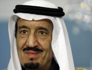 Saudi King, US CENTCOM Commander review regional developments