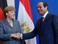 Merkel, Sisi Discuss Situation in Libya, Sudan in Phone Call