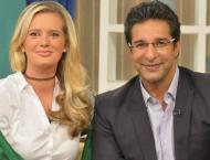 Shaniera Akram schools dermatologist criticising Wasim for 'man ..