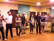 Improv theater comedy night for fun lovers on April 21