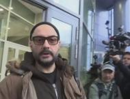 Russian director wins top awards after release from house arrest