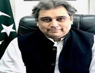 Minister for Maritime Affairs Syed Ali Haider Zaidi seeks legisla ..