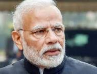 Modi says PM Khan tried to influence Indian election with his rev ..