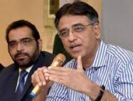 Asad Umar says government working hard to achieve targets