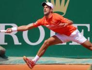 Djokovic into Monte Carlo quarters as Medvedev topples Tsitsipas ..