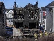 Canada reunites Syrian family after fire claims seven kids
