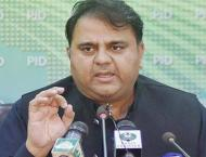 Fawad Chaudhry resigns as information minister