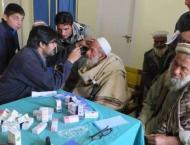 530 patients examine in free medical camp held in Peshawar