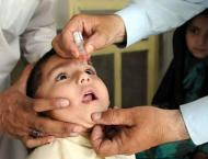 1.8 mln children to be vaccined in anti-polio drive: Dr. Yasmin