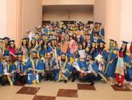 KCD holds convocation awarding degrees to 154 students, 56 gold m ..