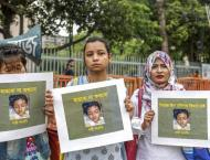 Bangladesh girl burned to death on teacher's order