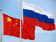 China-Russia trade volume up 9.8 pct in Q1