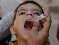 1.8m children to be vaccines in next anti-polio drive
