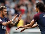 Neymar, Cavani near comebacks as stuttering PSG try to wrap up ti ..