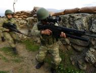 Four Turkish Soldiers Killed in Counter-Terrorism Operations on I ..