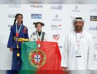 UAE girls power to glory in Abu Dhabi world Youth Jiu-Jitsu Champ ..