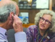 Through my eyes: My first 48 hours with hearing aids