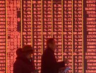 China stocks suffer in thin holiday trade 22 April 2019
