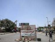 Sudan army rulers order protesters to remove blockades