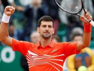 Djokovic extends lead as world no. 1, Fognini climbs rankings
