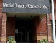 Islamabad Chamber of Commerce and Industry for taking business co ..