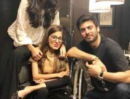 Fawad Khan gives the best birthday surprise to fangirl