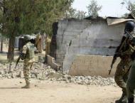 Motorbike gunmen kill 10 in north Nigeria: police