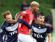 Cannavaro's Guangzhou stumble against Melbourne second string