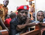 Ugandan pop star opposition MP placed under house arrest