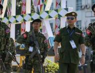 Myanmar Military Chief Assumes Terrorist Acts in Country Linked t ..