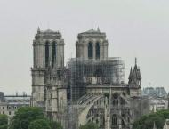Workers smoked at Notre-Dame cathedral, admits contractor