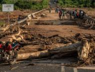 Mozambique braces for Cyclone Kenneth