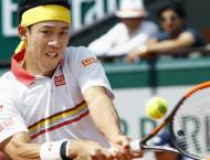 Tennis:Results from the Barcelona Open on Thursday