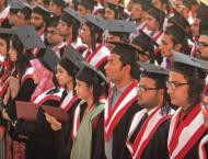 Sargodha university awards degrees to more than 78000 students
