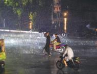 Man dies, tree falls on him in  heavy rains in Islamabad
