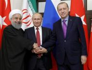 Russia, Iran, Turkey to Keep Discussing Syrian Constitutional Com ..