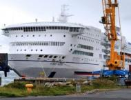 Fire breaks out on Britain-Spain ferry, no-one hurt