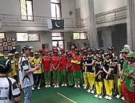 Zalmi foundation, US consulate, PCB organized women cricket camp ..