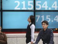 Asian markets mixed but tech firms sink
