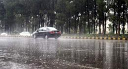Rain likely in upper parts of  country 23 Apr 2019
