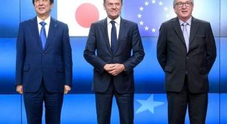 EU, Japan Say Reaffirm Commitments to Addressing Full Denuclearization of North Korea