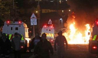 Journalist killed in 'terrorist attack' in N.Ireland