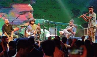 National Music Mela kicks off with Folk Music Night