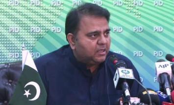 وزير الإعلام الباكستاني يتهم الحكومات ..
