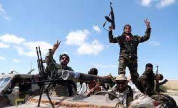 الجيش الليبي يعلن سيطرته على معسكر اليرموك ..