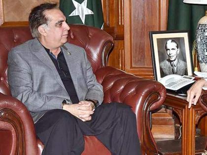 Delegation of APWA calls on Sindh Governor